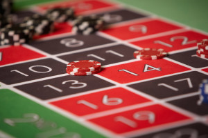 Roulette Chips - Inside Bets