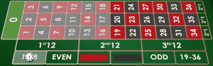 1-18 roulette bets